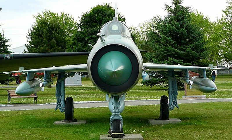 MiG-21 Fishbed 4