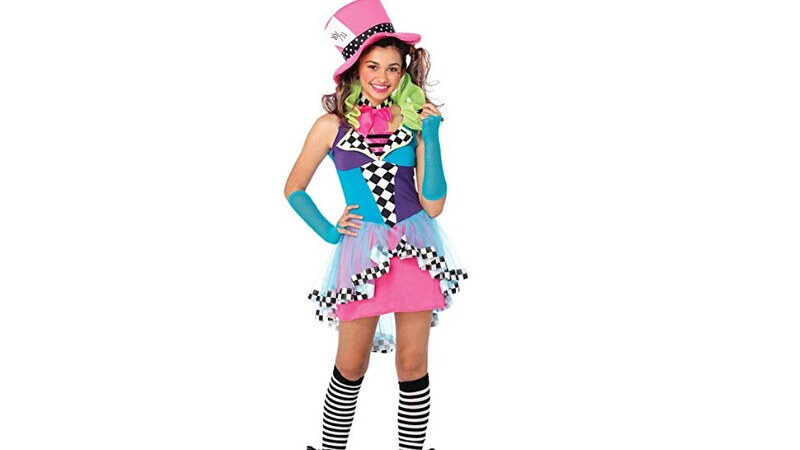 teenage girls halloween costume ideas