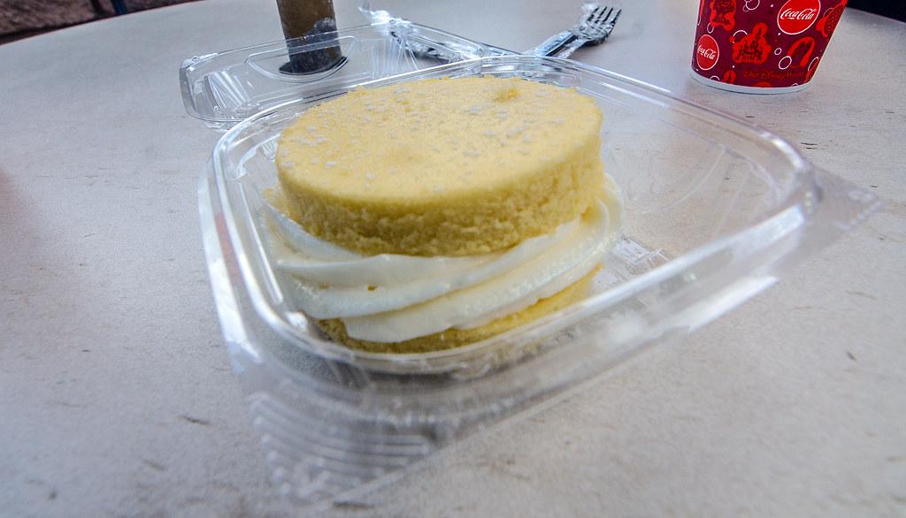 UK cake Epcot