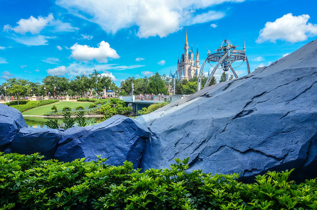 Castle Tomorrowland MK