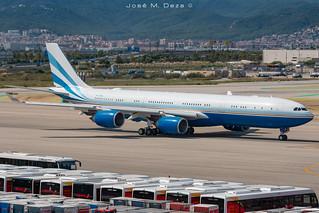 Las Vegas Sands A340-541 VP-BMS
