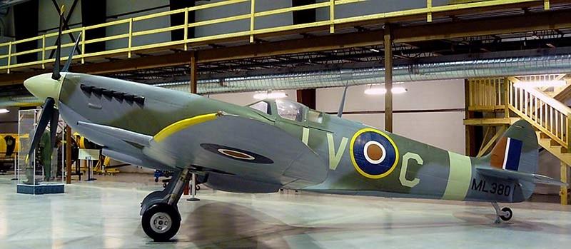 Supermarine Spitfire Mk IX 1