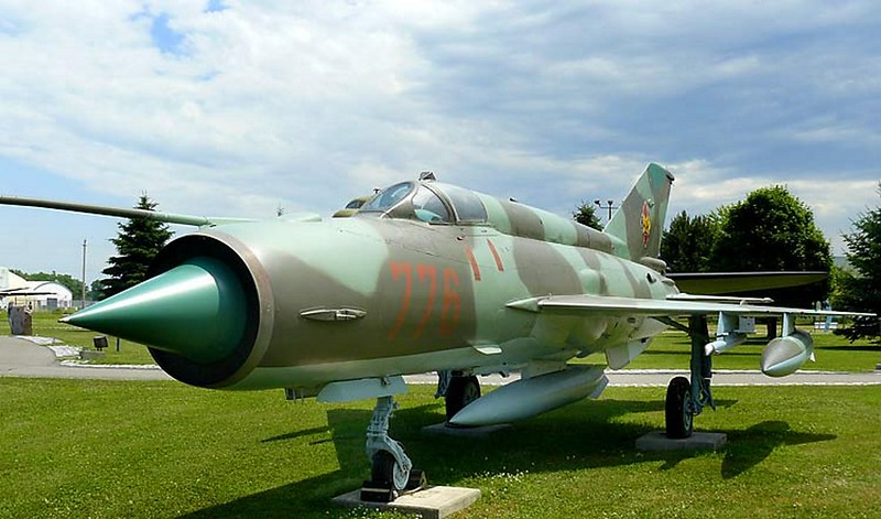 MiG-21 Fishbed 1