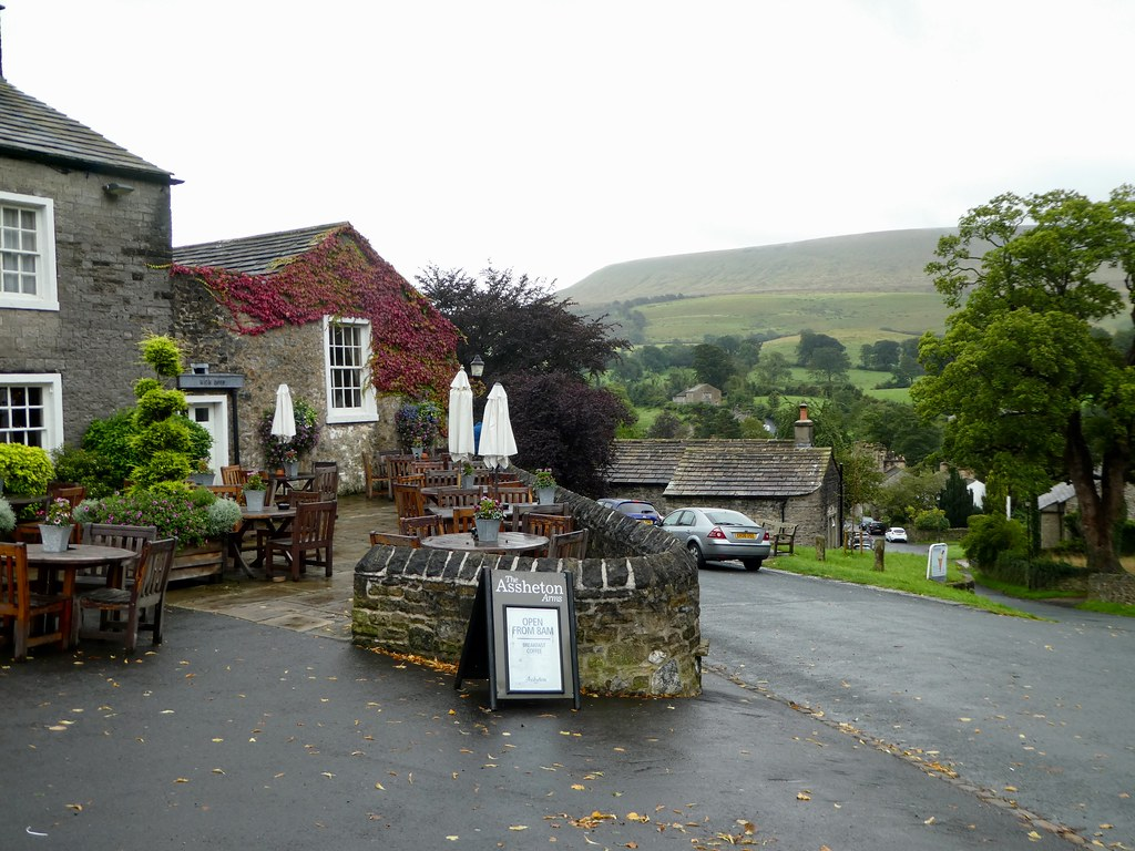 The Assheton Arms, Downham, near Clitheroe