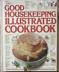 The Good House Keeping Illustrated Cook Book 1980 Cover
