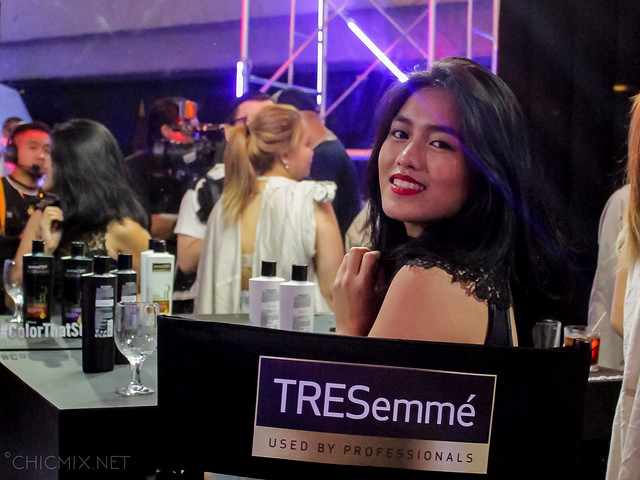 TRESemme Runway Ready 2019 : How to Get Bold, Colored, Runway Ready Hair
