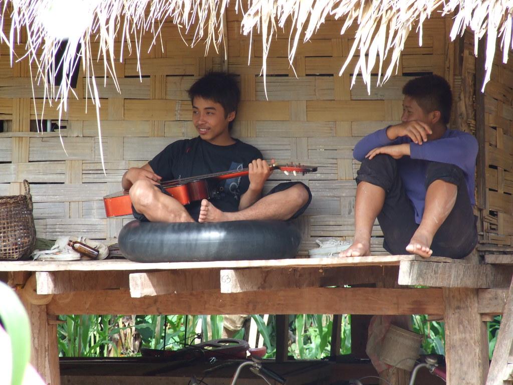 Luang Nam Tha, 31/05/2008