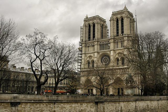 France:  Notre Dame de Paris