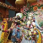 ISKCON Noida Deity Darshan 06 Sep 2019