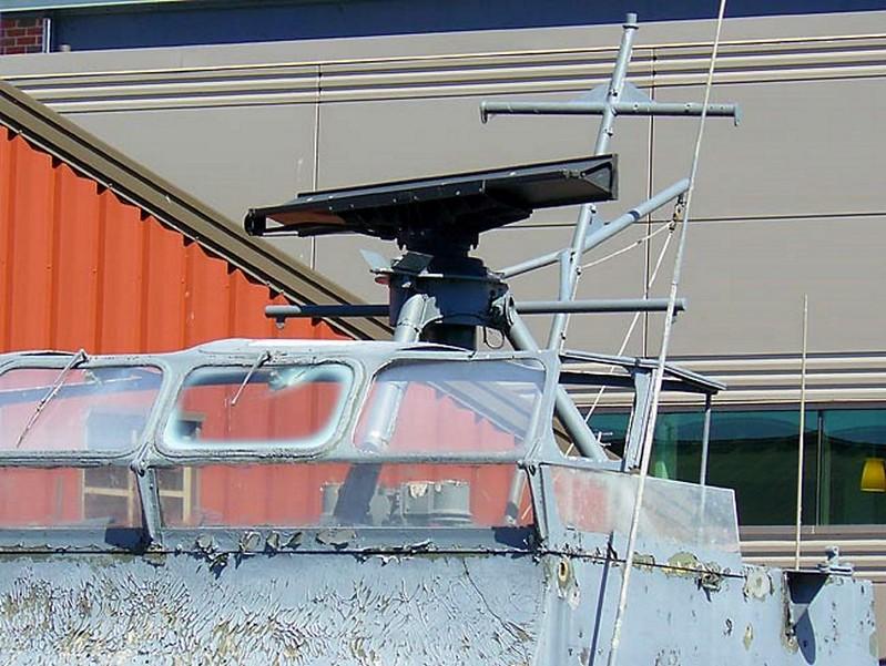 Trumpy PTF-17 Patrol Torpedo Fast Boat 8