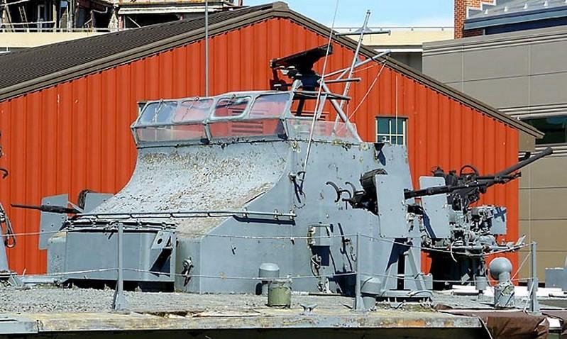 Trumpy PTF-17 Patrol Torpedo Fast Boat 9