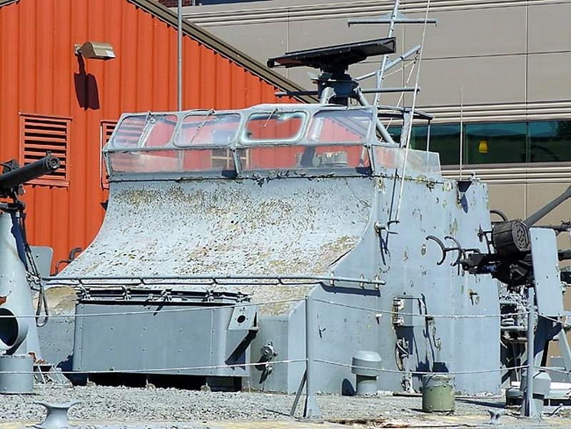 Trumpy PTF-17 Patrol Torpedo Fast Boat 6