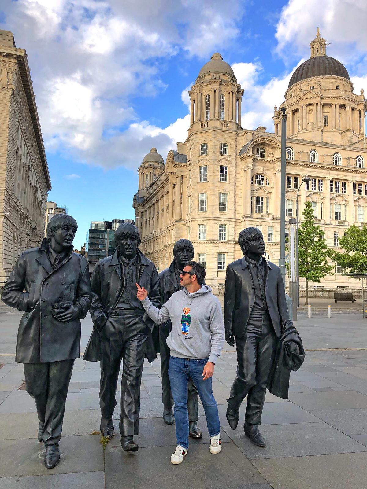 Maratón de Liverpool, Marathon maratón de liverpool - 48687606451 b86b73bc72 h - Maratón de Liverpool: análisis, recorrido, entrenamiento y recomendaciones de viaje