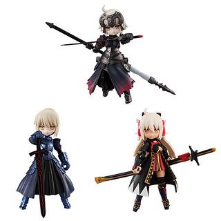 Alter 屬性一同參戰!《Desktop Army》x《Fate/Grand Order》合作第四彈 貞德[Alter]、阿爾托莉亞[Alter]、沖田總司[Alter]