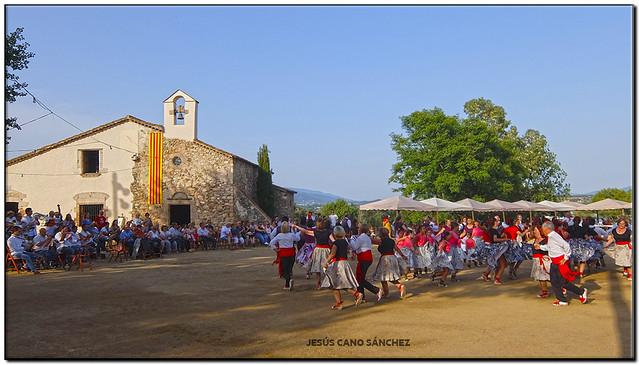 Ball de gitanes, Aplec de Sant Simple, Santa Eulàlia de Ronçana (el Vallès Oriental)