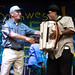 Louisiana governor at Nathan Willliams Tribute during 37th annual Original Southwest Louisiana Zydeco Music Festival, Opelousas, Aug. 31, 2019