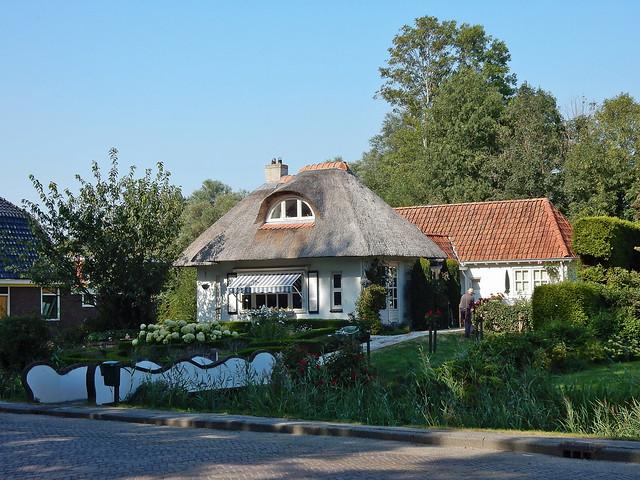 White house, Arum - Fryslân (N4316)