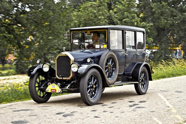 Humber 9/20 Saloon 1928 (6991)
