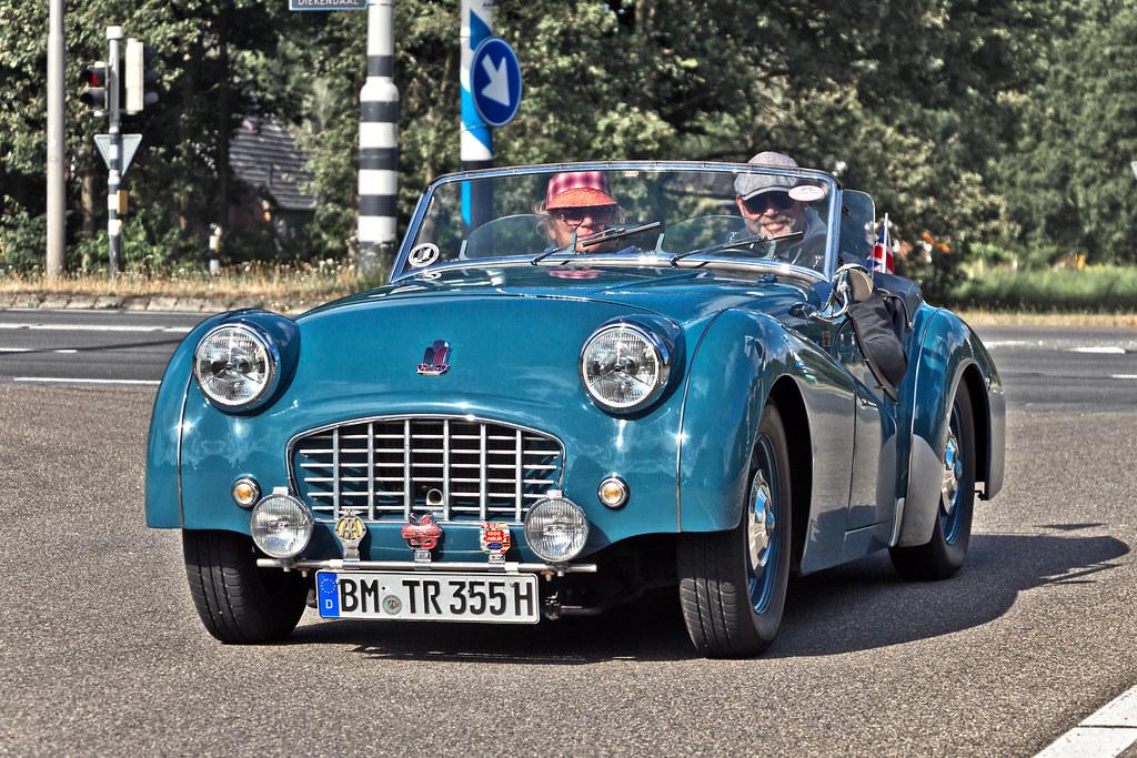 Triumph TR3 1955 (8720)