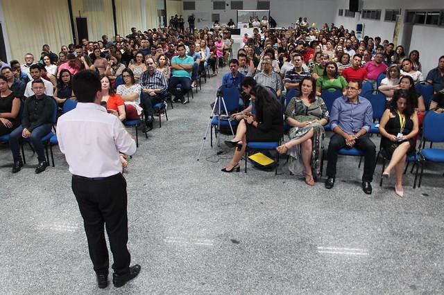 Seminário de lançamento da II Aplicação do Pisa para Escolas 2019