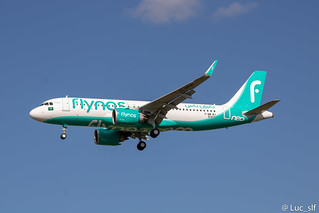 A320 neo Flynas // F-WWBJ