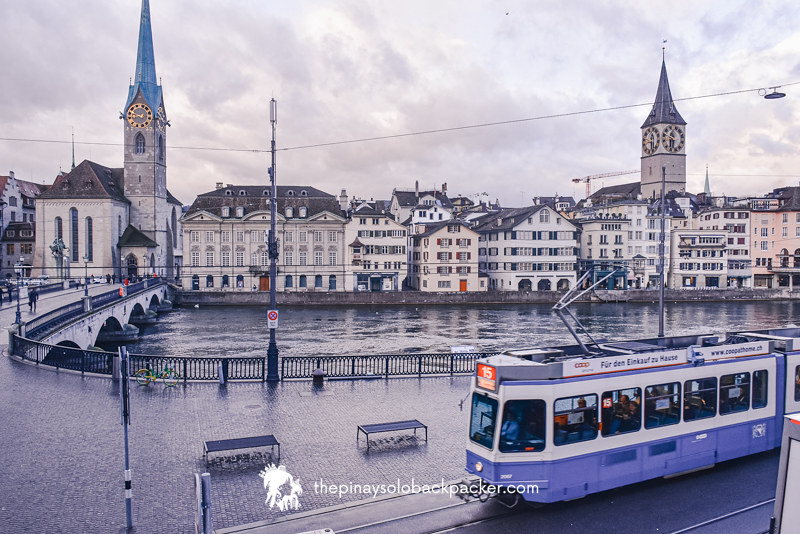 ZURICH TRAVEL GUIDE: TRAM