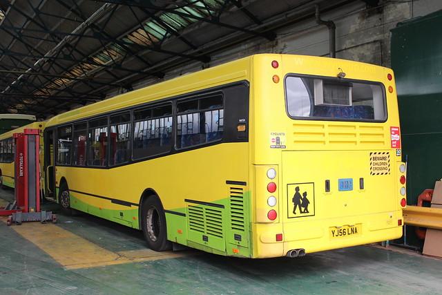 YJ56LNA Xelabus BMC 220 (ex 68662 First Halifax)