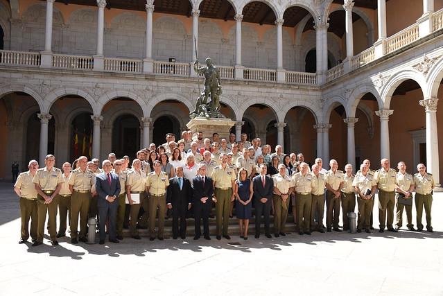 Visita al Museo del Ejército en Toledo