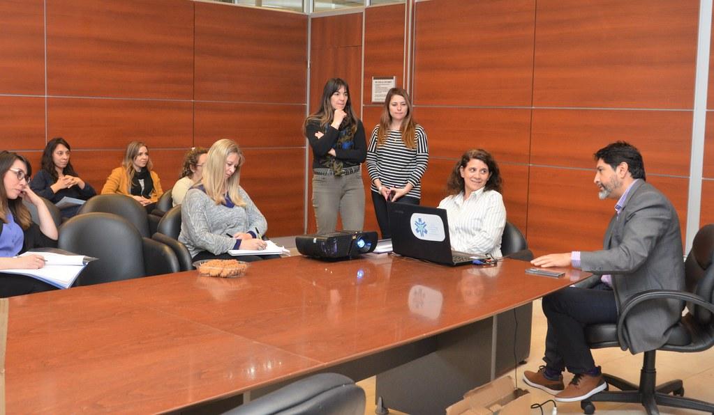 2019-09-06 SALUD: Segunda Reunión Comité Obesidad
