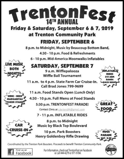 Trenton Fest 9-6-19