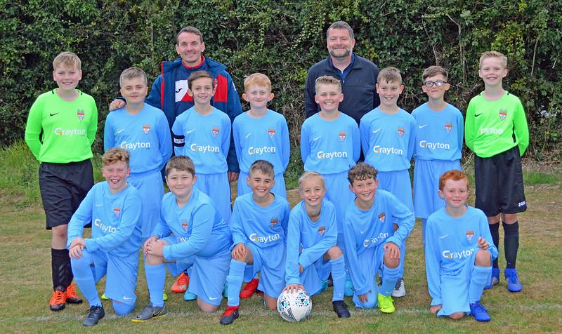 Barton Juniors FC Under 11 Colts