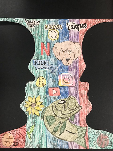Art 1 Vase Face