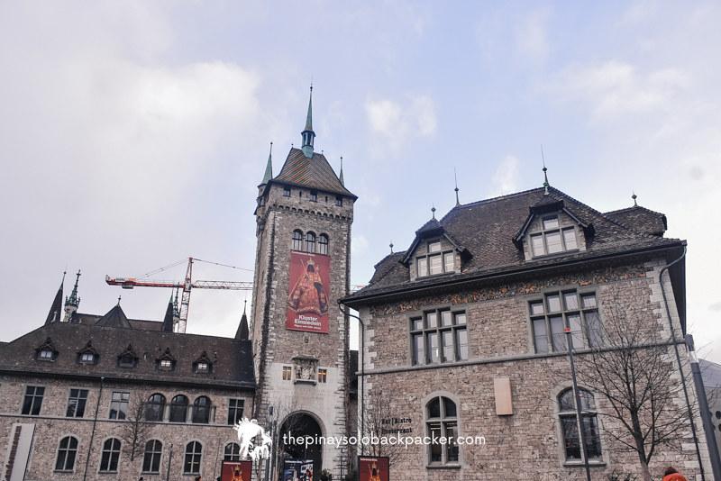 ZURICH TOURIST SPOT - ZURICH MUSEUM