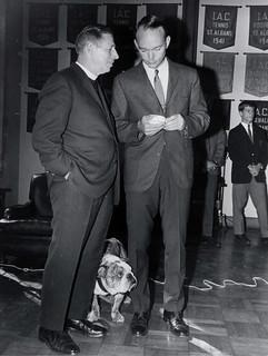 Canon Martin & Michael Collins '48