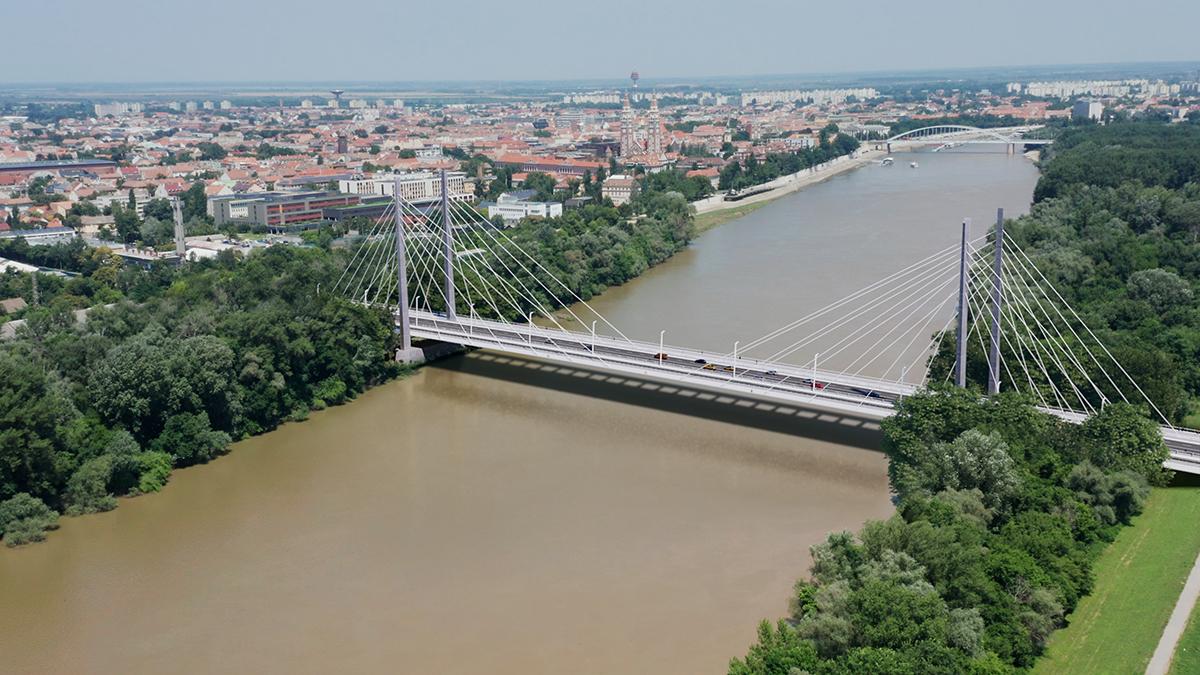Nemesi látványtervekkel ígérte meg újból a harmadik hidat