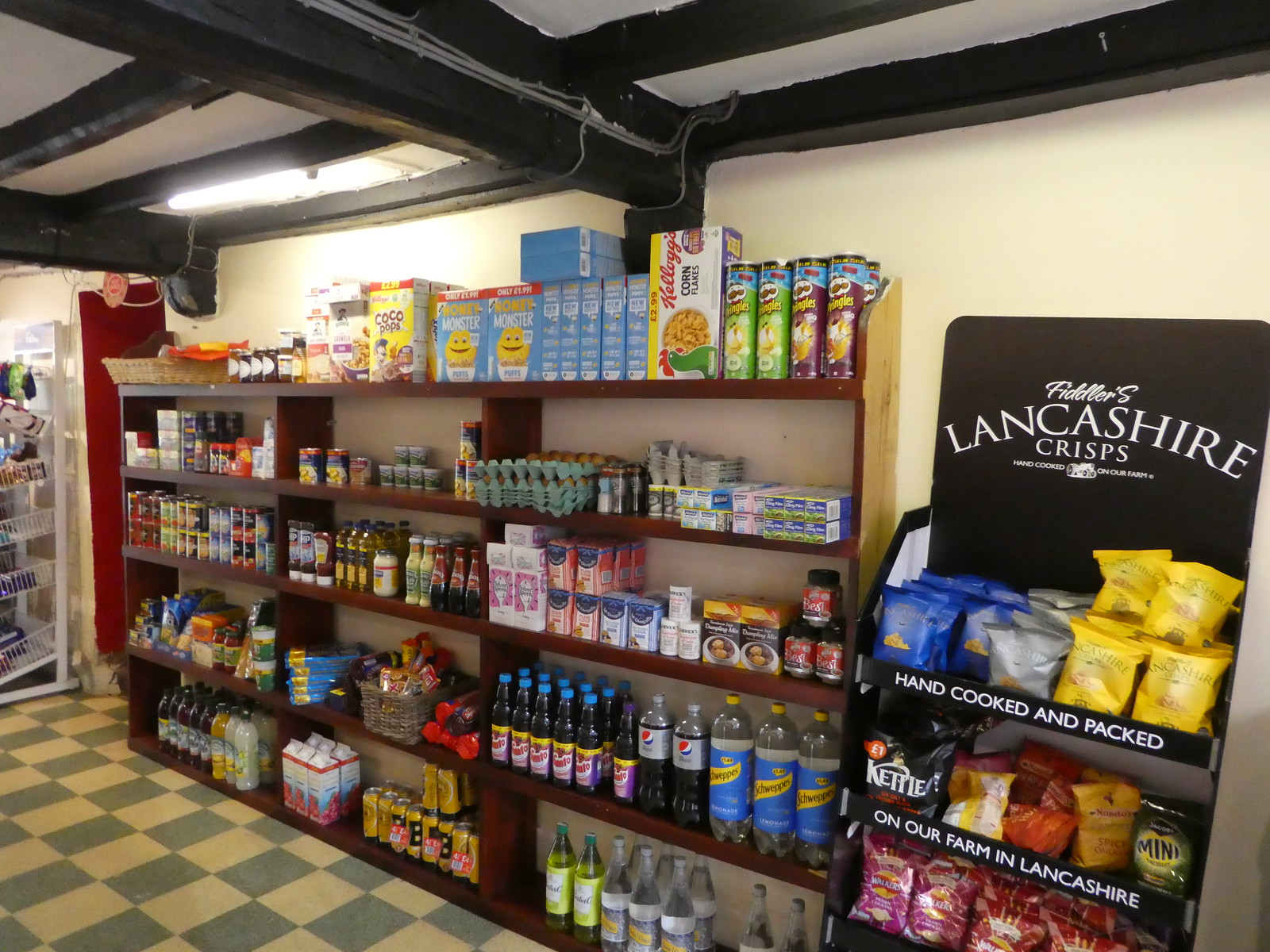 Brabins Shop and Cafe, Chipping
