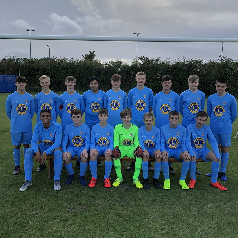 Barton Juniors FC Under 15s