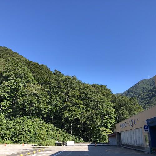 谷川岳 ベースプラザ