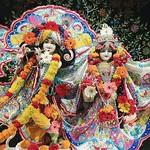ISKCON Rajkot Deity Darshan 06 Sep 2019