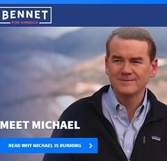 Michael Bennet '83