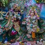 ISKCON Vrindavan Deity Darshan 06 Sep 2019