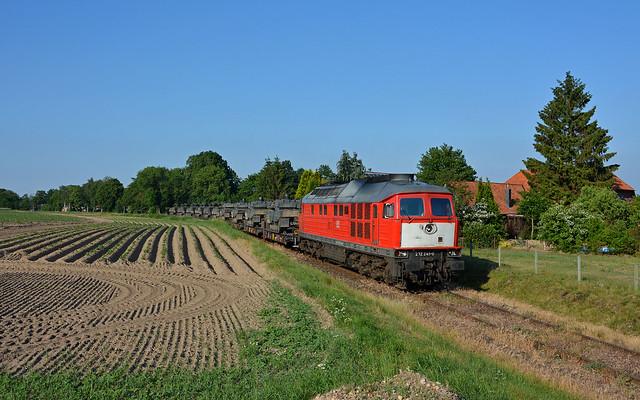 DB Cargo 232 241-0 - Diesten
