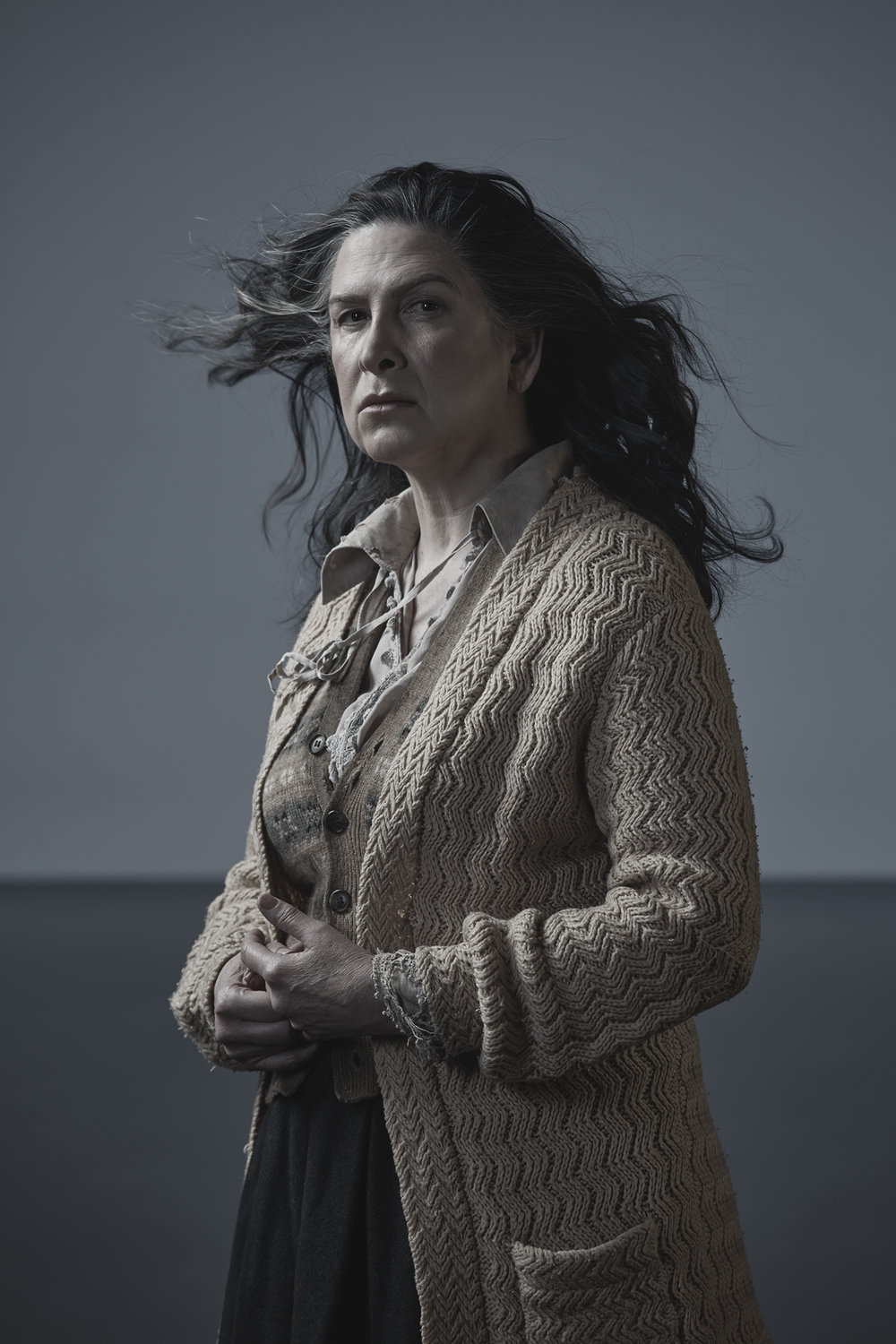 Pamela Rabe | Photo by James Green