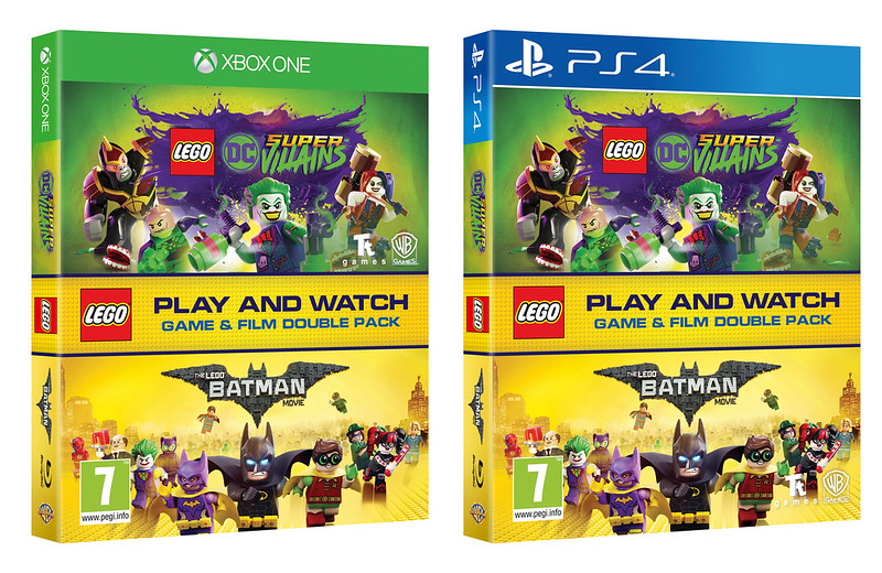 LEGO Play & Watch Packs