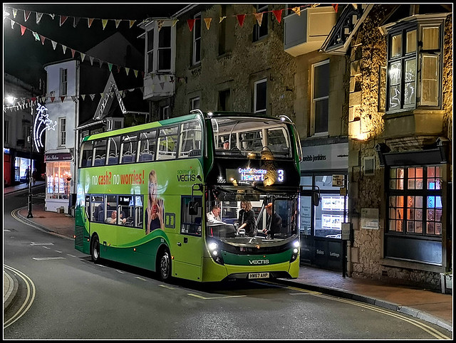 Southern Vectis 1656