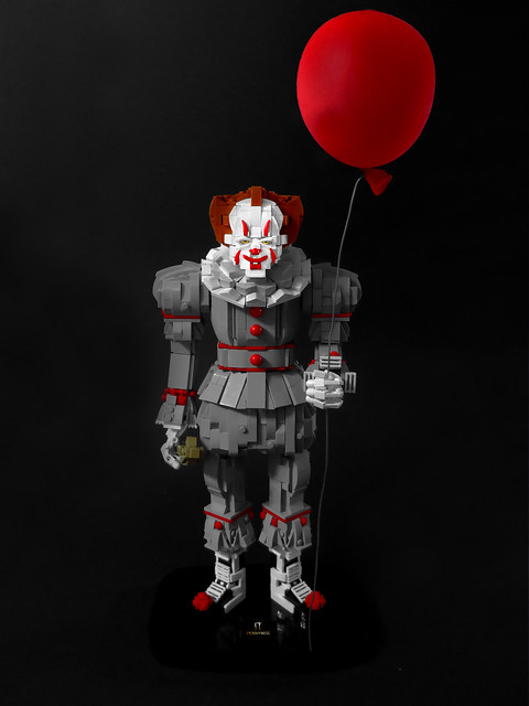 IT(2019)- Pennywise the Dancing Clown