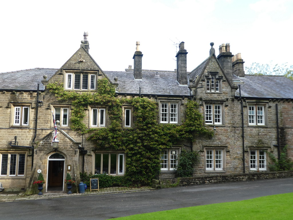 The Inn at Whitewell, Forest of Bowland