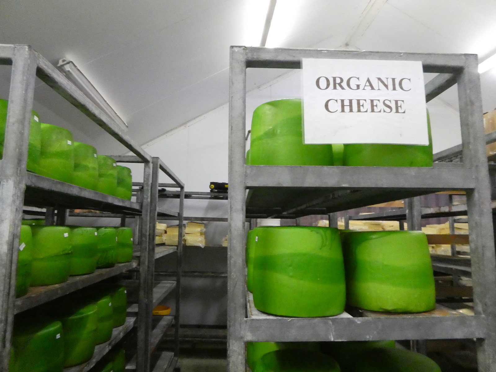 Leagram Organic Dairy, Chipping