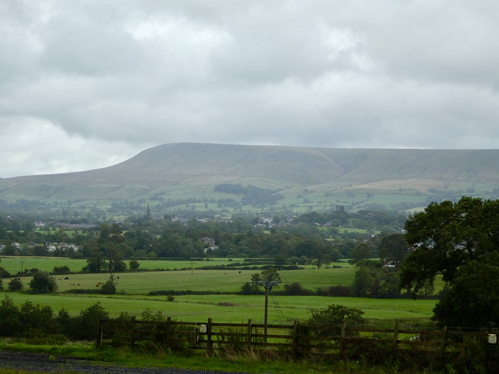 Pendle Hill, East Lancashire