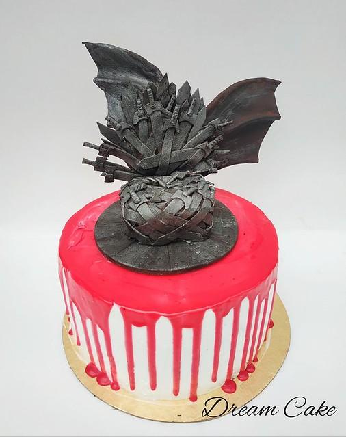 GOT Cake by Jubaer Mhabub